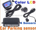 Car Parking Sensor with colored LCD