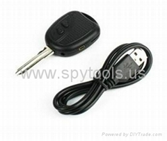 Toyata Car Key with Spy
