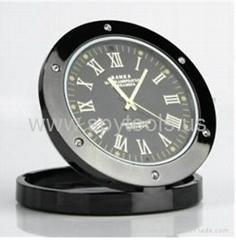 Spy Camera Clock in Fash