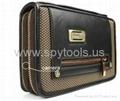 Golden Zipper Handbag DVR Spy Camera Good Hidden Spy Bag Built-in 4GB Memory  1