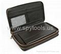 Golden Zipper Handbag DVR Spy Camera Good Hidden Spy Bag Built-in 4GB Memory  3