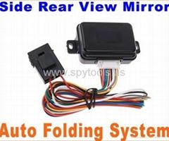 Side view mirror Folding system Intelligent Auto Side Rear