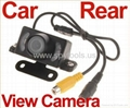 Car Rear camera view reversing backup w/
