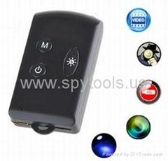 HD 1280p Car Key Shaped
