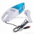 High-Power Portable Handheld Vacuum Cleaner for Car 4