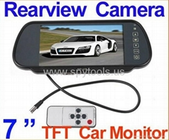 "7 ""Color TFT LCD Car for Camera monitor,car video (Hot Product - 1*)"