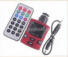 USB Car FM Transmitter w
