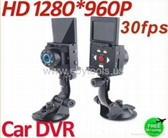 "2.5"" Car Camera with HD"