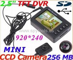 """2.5"""" TFT LCD DVR Mini Di"""