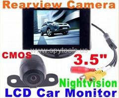 停車場倒車視頻監控攝像機