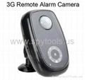 3G Remote Alarm Camera IR Night Vision
