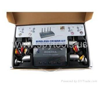 Rc530a wireless receiver