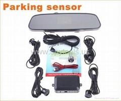 4 Parking Sensors Car Ba