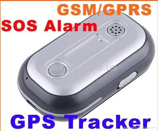 GPS Tracker GSM/GPRS/GPS Car Tracker GPS Tracking Device 1