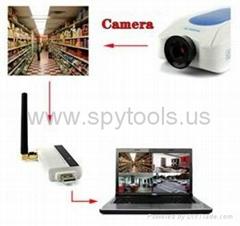 2.4Ghz USB Digital Wireless Security Kit With Camera