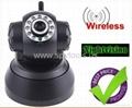 Nightvision IR Webcam Web CCTV Camera