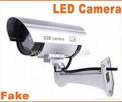 5X Wireless Waterproof IR LED Surveillance Fake Dummy Camera