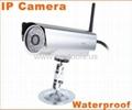 Web Camera WIFI IR NightVision Wireless