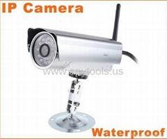 Web Camera WIFI IR NightVision Wireless IP Camera