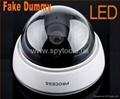 Wireless Fake Camera Dummy LED
