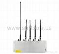 0~30m 12W Adjustable Strength Wifi/3G