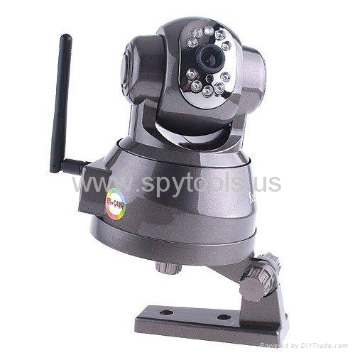 EasyN WiFi Wireless IP Camera Webcam IR Night Vision  2