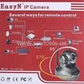 EasyN WiFi Wireless IP Camera Webcam IR Night Vision  5