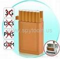 Cigarette Case Shaped Mini Hidden Cell