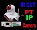 Wireless WiFi UPnP IP Camera CMOS