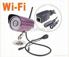 Wired Wireless WiFi IR L
