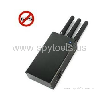 Portable gps cell phone jammer cost - 5-band portable gps & cell phone signal blocker jammer