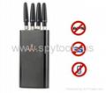EST-808KD Handheld Full-function CDMA