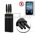 EST-808HB 0.5~3m 5-Band Handheld