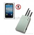EST-808HC 1~20m 5-Band Handheld Portable