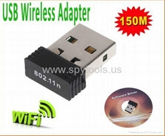 Mini 150M Wifi Wireless USB Adapter IEEE 802.11n LAN Network Card