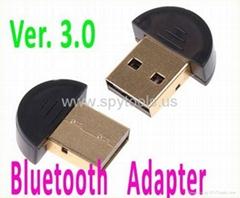 Mini USB Bluetooth Ver. 3.0 Adapter Wireless Dongle