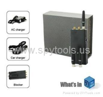 30 meter mobile signal jammer - Signal Block 10 Meters