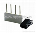 10-15m 5-Band Cell Phone Signal Blocker