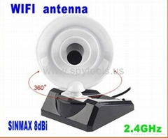 Wifi Antenna IEEE 802.11b/g USB 2.0 Wireless Network Adapter