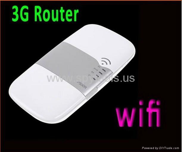 WiFi Wireless 3G Router Mobile Hotspot Network Modem IEEE802.11 1