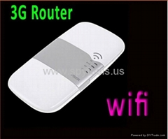 WiFi Wireless 3G Router