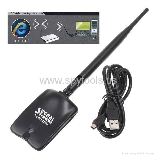 USB Wireless Adaptor Wifi Antenna 150Mbps Ralink IEEE802.11 ...