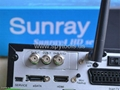 Sunray4 DM800 se SR4 triple tuner with wifi ,s/c/t in one Satellite Receiver
