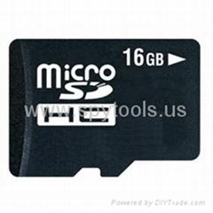 16GB Micro SD Card Class