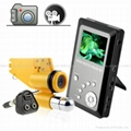 Underwater CCD Video Camera with Video