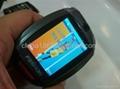 Wrist Watch Phone with Bluetooth+Compass