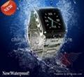 Waterproof Watch Mobile Phone W818