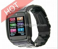 """1.5"""" IPS Touch Screen Watchphones, Quad Band"""