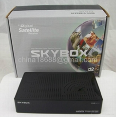 Skybox S12 satellite receiver  Set Top box TV signal receiver