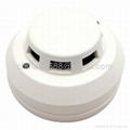 Anti-RFI and Anti-EMI Dustproof Photo-electric Smoke Detector 1